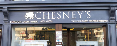 Chesneys Showroom