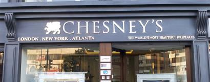Chesneys Showroom